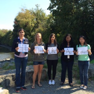 AbeBooks joined the #ILookLikeAnEngineer movement to help spread awareness about gender diversity in tech